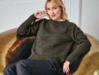 Tricots / Crochets / Modèles tricot, crochet Bergère de France