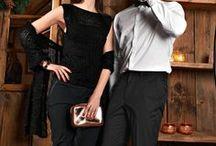 Look de cérémonie / La saison des mariages et baptêmes approche, Bergère de France, vous propose ses modèles tricot, crochet, les plus glam' pour être au top!  Perles, strass, personnaliser votre look de cocktail avec chic. Adultes, enfants et bébés.