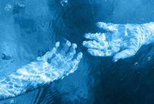 colour > ocean's floor. / ocean / dark / blue / colour / aesthetic