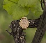 GRAND PINOT - Watches for the ladies - Handmade from reclaimed wine barrels / GRAND PINOT - Watches, handmade from old wine barrels