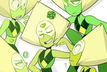 Peridot / Angry little slice of pie