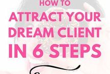 Working With Clients / All of the best advice on tips to help you work smarter with your clients. Create excellent client satisfaction and streamline your business model. Perfect for any entrepreneur who works with Clients. OPEN GROUP BOARD. to join please follow me & send a direct message with your email address