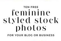 Styled Stock Photography Ideas For Bloggers / This board is for bloggers in search of beautiful styled stock photography for their websites. Both free and paid resources on this board. If you want to join as a group board, please get in touch!