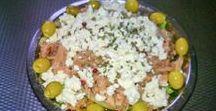 Saladas & Vegetariano