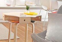 Ikea Hacks / Ikea-Möbel sind die perfekten Basics für viele Hacks. Findet coole und kreative Ideen! Beistelltische, Regale, Garderoben, Kommoden, Betten, Ideen fürs Kinderzimmer, die Kinderküche, den Lernturm oder Schreibtische. Hacks mit Malm, Kallax (Expedit), Billi und CO.