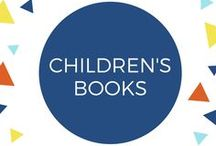 Children's Books / Books, literacy and book-based projects for early education. Picture books with themes, morals, and more.