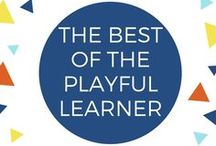 The Best of The Playful Learner / A board for posts from ThePlayfulLearner.com. This includes projects, articles for parents, and everything about the power of play based learning and playful living.
