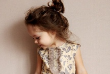 Thank Heaven for Little Girls / Sweater, n.:  garment worn by child when its mother is feeling chilly.  ~Ambrose Bierce