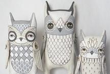 Owls / by Jodi