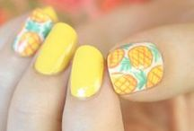 Nails / polish inspiration & tutorials + product reviews / by Being Spiffy