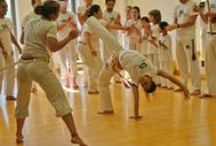 Capoeira Stuff / the other thing I spend a lot of time doing.