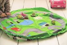 Play Mat Ideas / by V J