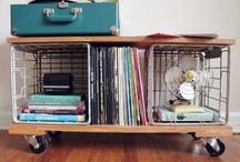 Home Sweet Home - Gérmen / Cores+Formas+(re)Funções nas paredes, no chão, no teto e nos móveis - projetos para ambientação. / by Noiva em fuga .