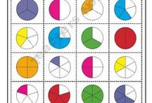 Education: Numbers & Math / by Valerie Janecek