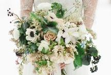 Bridal Bouquet Inspiration / Different styles of bridal bouquet. The bride's bouquet is a main focus of the wedding flowers, make sure yours stands out.