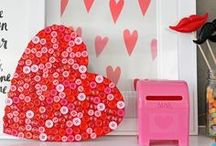 Valentine's Day Ideas / Here you'll find: valentine's day crafts | valentine's day gifts | valentine's day food | valentines for kids | valentine's day decorations | valentine's day treats | valentine's day cards | no candy valentines