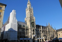 Monachium / Wycieczka w maju 2012