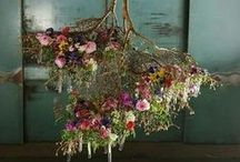 Floral Art & Design / Inspiring and dramatic examples of floral art and design.
