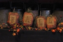 A Primitive Autumn / by Amy Ross