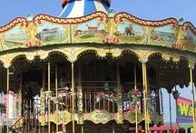 Carousel Rides / by Karen Sermersheim