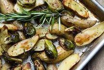 Foodie-potatoes & yams
