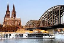 Viking River Cruises / Take an amazing journey around Europe's most fabulous rivers!