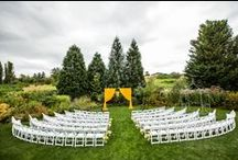 Barclay Draping / Here are some various wedding draping we have done