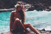 V A C A Y // / Inspiration for my spring break trip to various Caribbean islands! / by Kate J