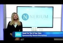 Andy TV on Nerium / This Board is a selection of the Video's I have Created or Use for My business