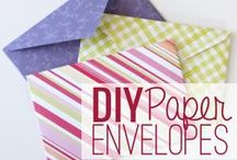 Crafting With Paper / Craft ideas and tutorials using paper! #crafts #paper / by Jessi @ Practically Functional