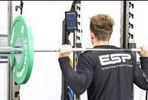 ESP Fitness Software / ESP Fitness Software & Technology for performance monitoring & testing
