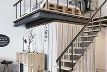 Loft-y Living