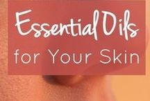 Essential Oils for Your Skin / Essential Oils for Skin Care and Skin problems for everyone from Adults, to Kids to Baby.