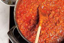 Sauce a spaghetti ricardo