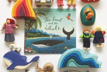 Story Sack / Story sack, books, parenting ideas