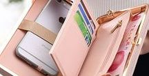 fabric wallet / Fabric Technology design for wallet, leisure time.