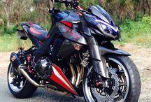 Kawasaki z1000 / Custom z1000