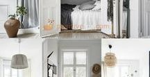 Bedroom Interior Ideas / bedroom interior ideas • bedroom interior design • bedroom • white bedroom • bedroom decor • bedroom organization • scandinavian bedroom • classic bedroom • country bedroom • provence bedroom • bedroom furniture | ★ positivefox.com