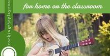 Music Activities for Elementary/Primary School / Music activities for elementary school or primary school, as well as activities for kids and parents to do at home to build music appreciation, learn music theory, or support them as they learn to play a musical instrument.