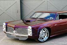 Muscle Car Dreams