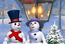 Iarna, sărbători