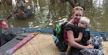 Backpacking mit Kindern / Die besten Reisetipps & Reiseberichte sowie schönsten Reisebilder zum Thema Backpacking mit Kindern. Sowie hilfreiche Informationen für die nächste Rucksack-Reise mit Baby oder Rucksackreise mit Kleinkind.