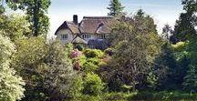 SOLD! Detached House for sale Dolton, Winkleigh, Devon EX19 8RQ / Property for sale in Devon.  Dolton, Winkleigh, Devon EX19 8RQ  An idyllic river-bound estate of 50 acres with about a mile of single bank fishing rights.  Offers In The Region Of £1,500,000