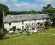 UNDER OFFER Detached House for sale Black Torrington, Beaworthy, Devon EX21 5HS / Black Torrington, Beaworthy, Devon EX21 5HS  A period property, with separate cottage and double bank fishing rights on the River Torridge.  Guide Price Of £895,000