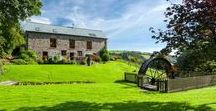 SOLD! Detached House for sale East Buckland, Barnstaple, Devon EX32 0TD / East Buckland, Barnstaple, Devon EX32 0TD  Imaginatively converted and beautifully presented, converted former mill, with delightful views down an unspoiled Devon valley.  Guide Price Of £749,000