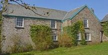 East Down, Barnstaple, Devon EX31 4LT / Property for sale in North Devon.  Churchill, East Down, Barnstaple, Devon EX31 4LT.  A traditional period farmhouse in need of complete renovation, with two detached stone barns with potential.  Guide Price Of £520,000.