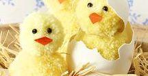 Ostern / Bald ist Ostern! Leckere Ostern Rezepte & Ostern backen, Osterbrunch und Ostern Desserts. Kreative Idee zum Thema Ostern Basteln, Osterndekoration und ganz viele andere Ostern-freudige Inspirationen.