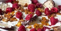 Obst Dessert / Freche Früchtchen! Leckere Rezepte für Obst Dessert, Obst Dessert im Glas, Obst Dessert vegan und Obst Dessert gesund. Auch für Rezepte Desserts für Kinder. Rezepte mit Erdbeeren, Himbeeren, Äpfel, Brinen, Heidelbeeren, Bananen, Weintrauben, Wassermelone & Co.