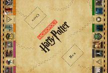 Harry Potter spil / spil med Harry Potter tema
