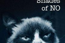 Fifty shades of grumpy cat